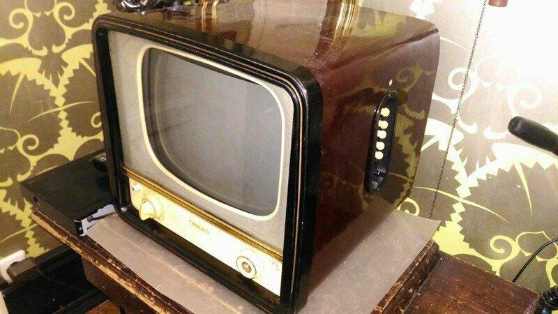 """Телевизор """"СТАРТ-3, 1963 год"""