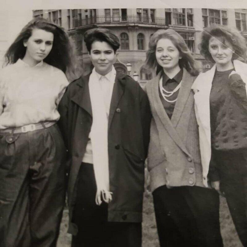 Ностальгия: красотки наших 90-х