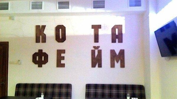 Котафейм...