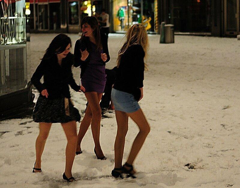 Хладоустойчивые дамы