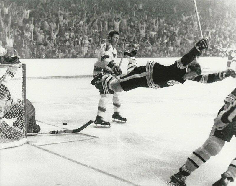 Победный полет Бобби Орра, 1970 год, США
