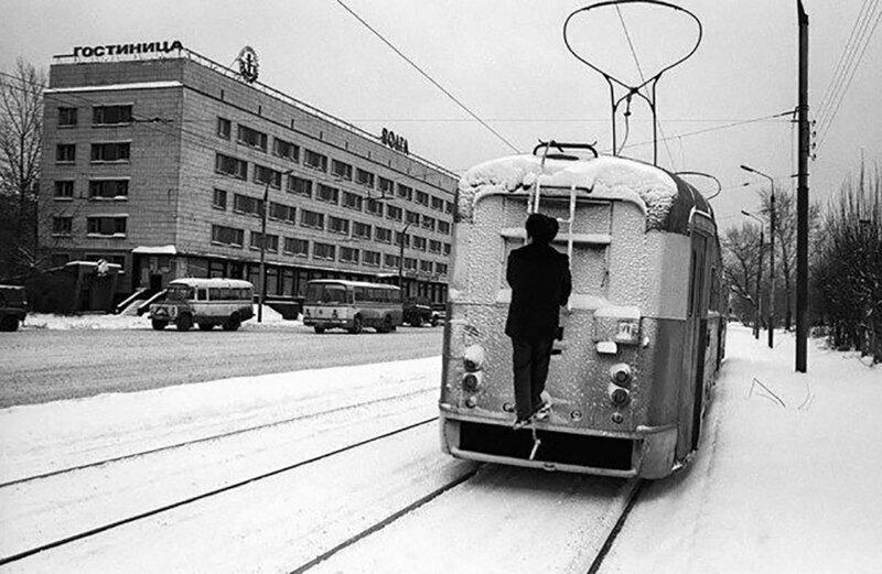 Казань. СССР. Конец 1970-х