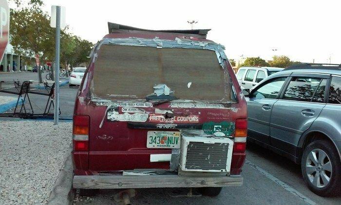 Охлаждение автомобиля при помощи подручных средств