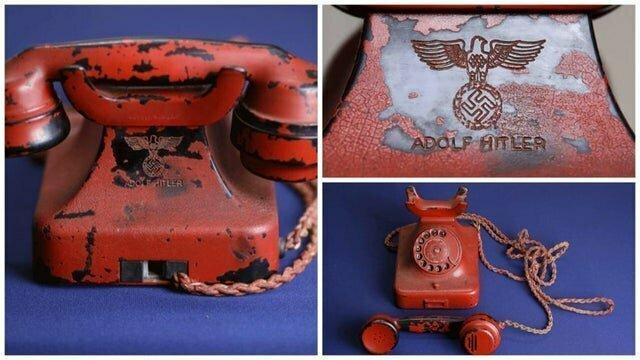 13. Телефон Гитлера