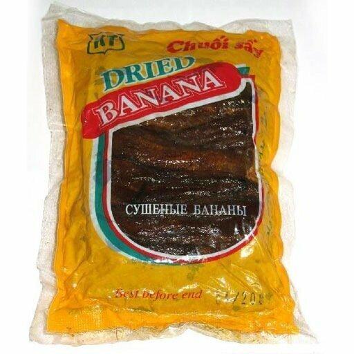2. Сушёные вьетнамские бананы