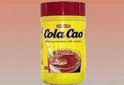 7. Растворимый какао-напиток чемпионов (если верить рекламе)