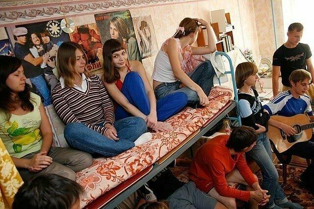 Бесшабашные будни советских общежитий