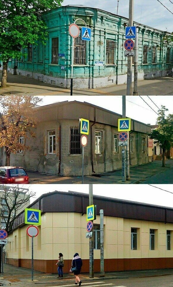 Дом купца Лихацкого в Краснодаре