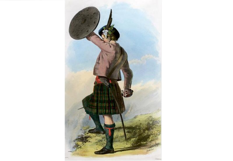 За что британские горцы презирают представителей одного из своих кланов