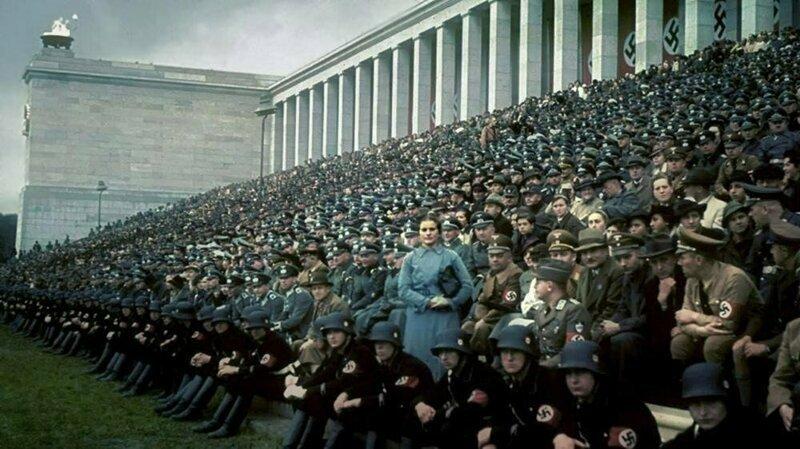 Конгресс НСДАП, Нюрнберг, 1938 год