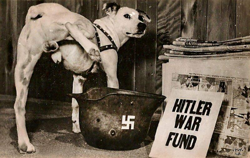 Гитлеровский военный фонд. 1940-е