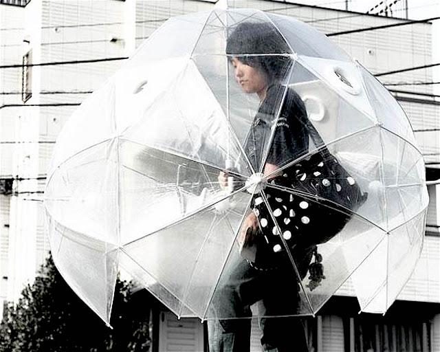 Зонт-шар