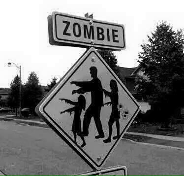 Осторожно: зомби