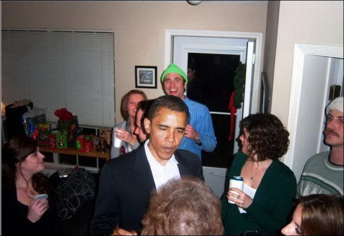Обама?