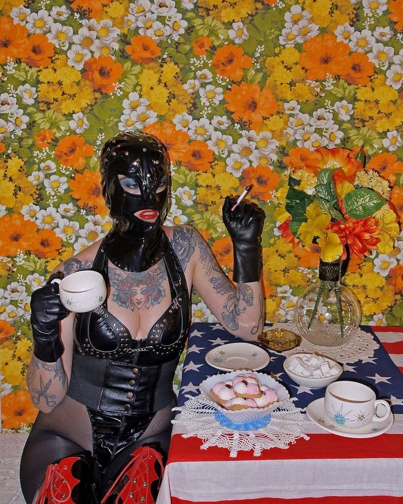 Жесткое чаепитие