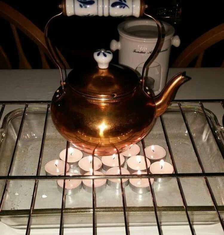 Студенческая чайная церемония