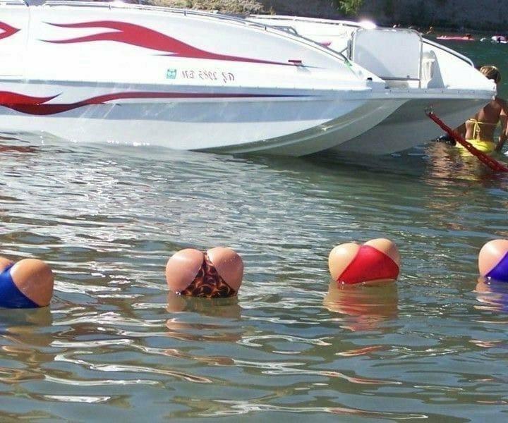 Не заплывайте за буйки
