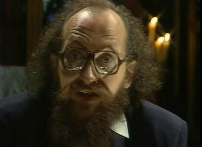 Молодой Анатолий Вассерман играет в «Что? Где? Когда?», июнь 1991 года
