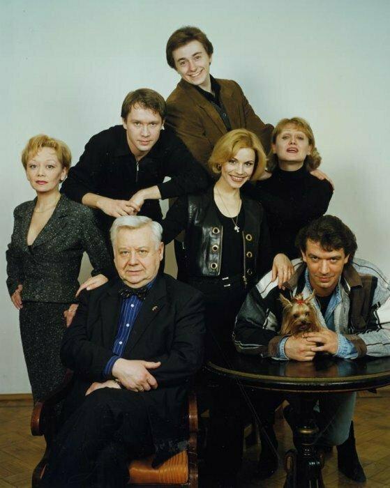 Табакерка, 1998 год.