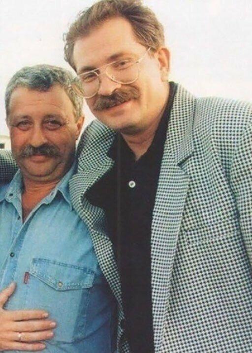 Леонид Якyбoвич и Влад Лиcтьeв