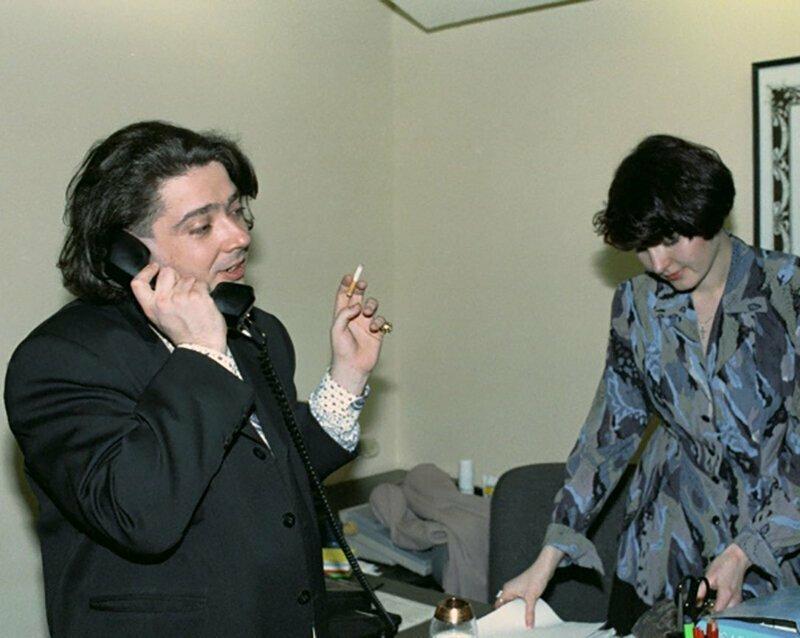 Модельер Юдашкин, 1994 год