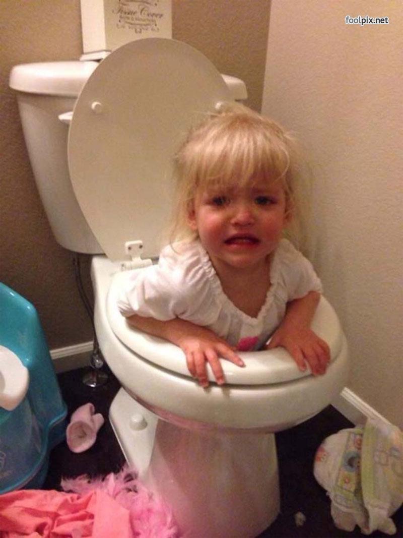 Иногда у детей случаются провалы