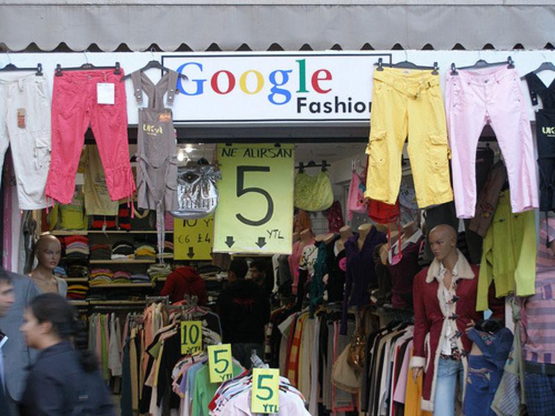 Дом моды Google