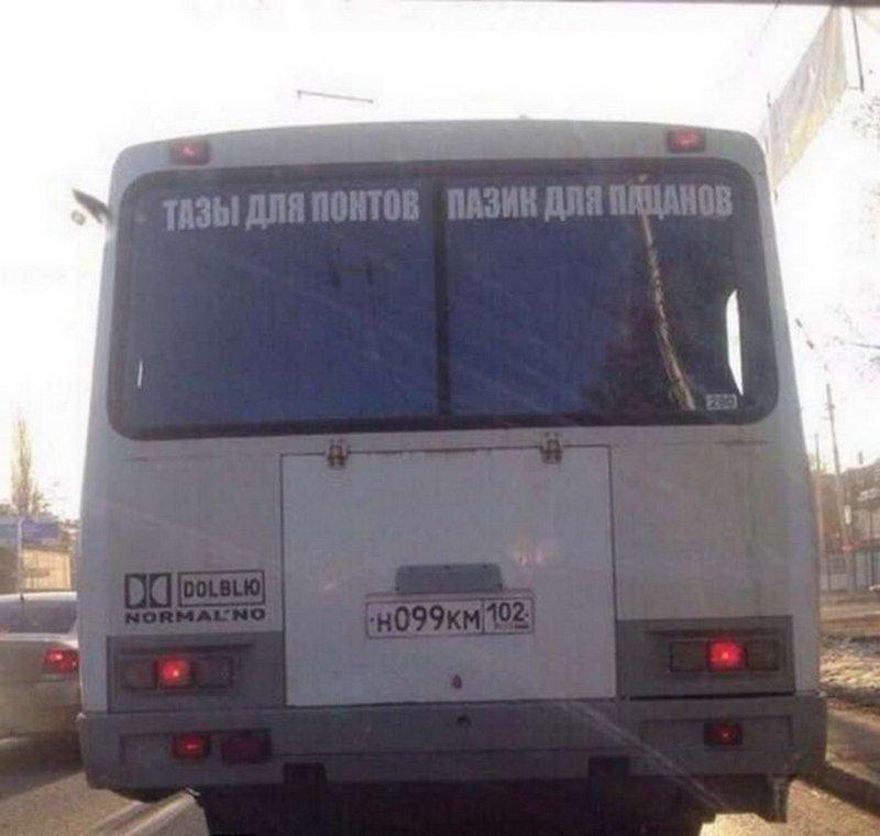 Философский автобус
