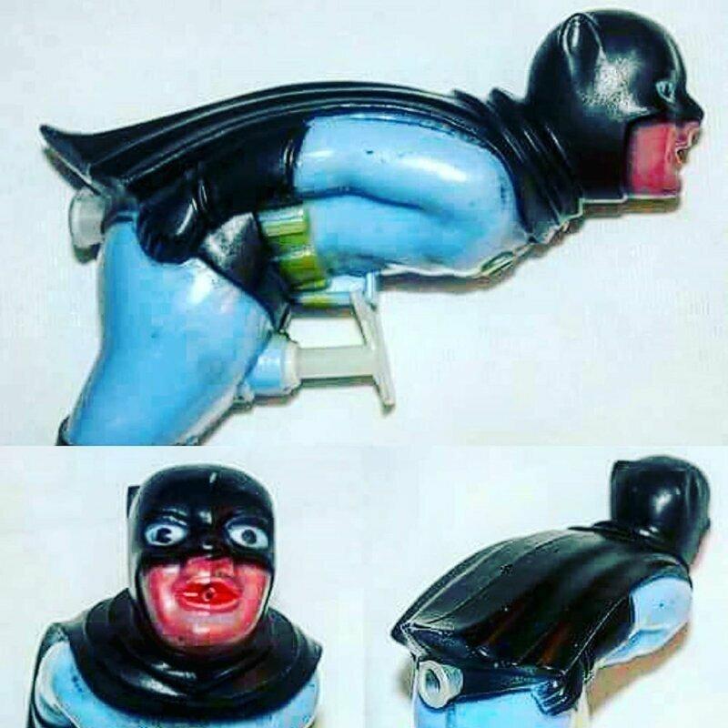 Жалко китайского Бэтмана