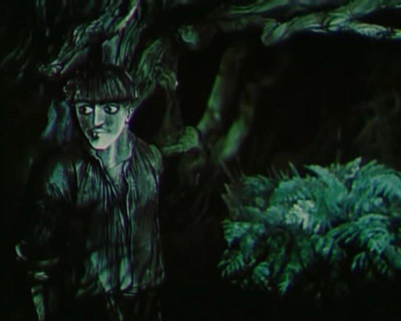 """Цветок папоротника"", 1979 г."