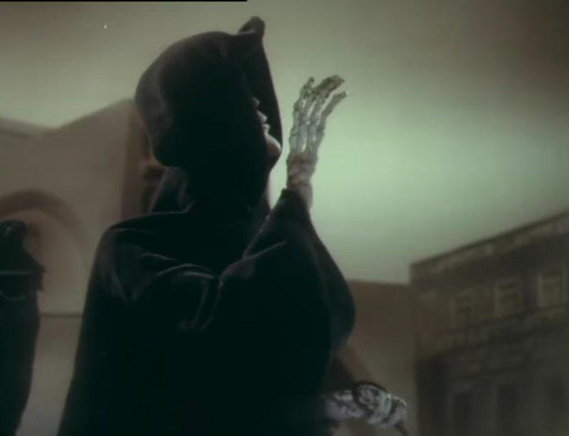 """""""Доктор Бартек и Смерть"""", 1989 г."""