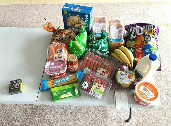 Вот сколько продуктов можно купить в Австралии за цену пачки сигарет!