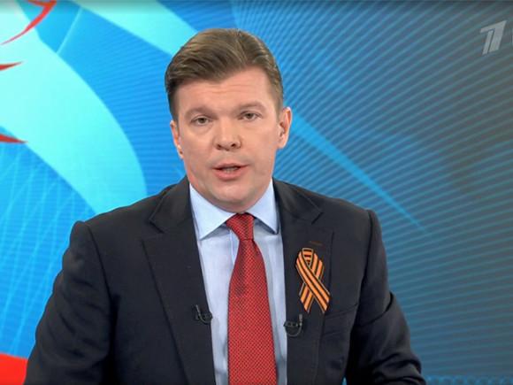 Ведущий «Первого канала» отечественного ТВ стал прообразом упаковки с интимными изделиями