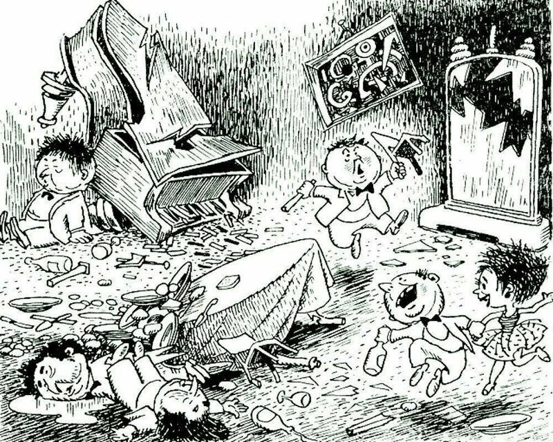 Популярная детская сказка 1964 года, предсказавшая нашу сегодняшнюю жизнь