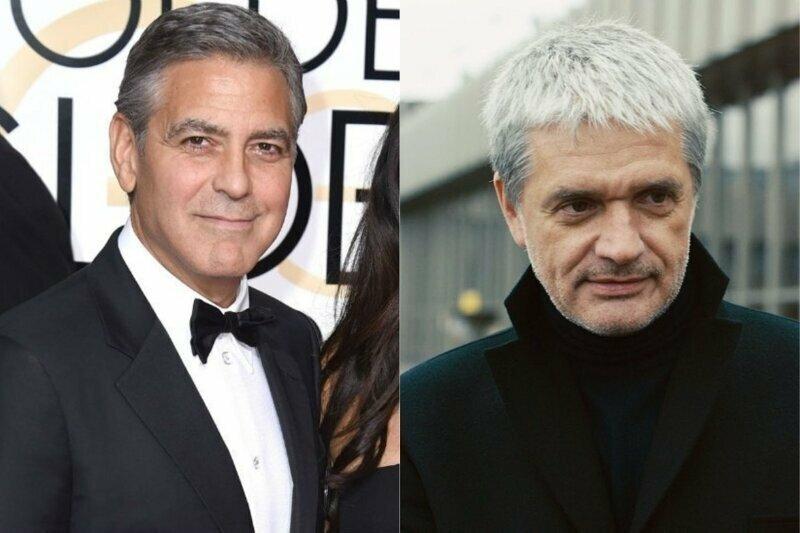 Джордж Клуни и Константин Лавроненко - 1961
