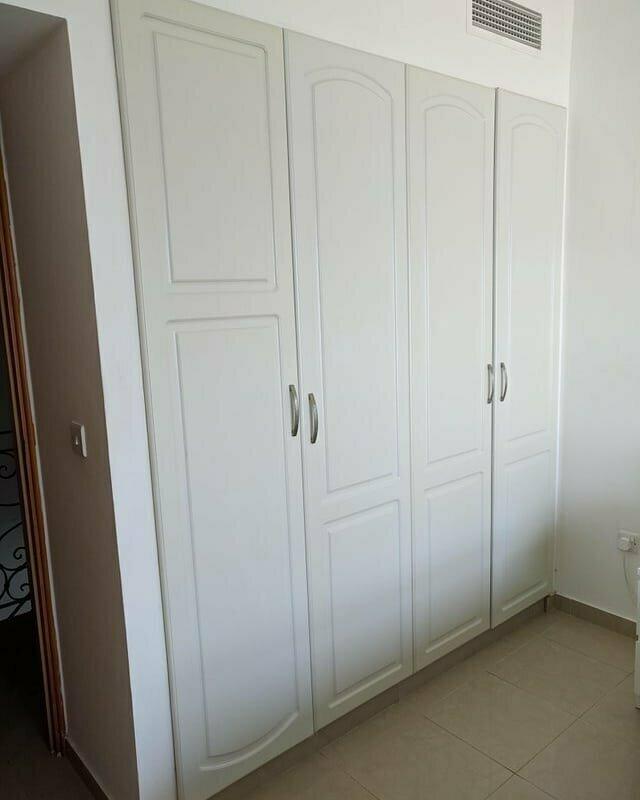 А шкаф-то красивый