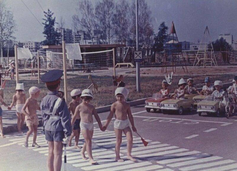 Игры в саду СССР, 1980-е