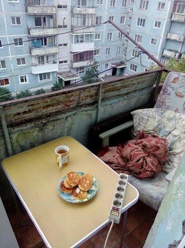 Гламурный завтрак