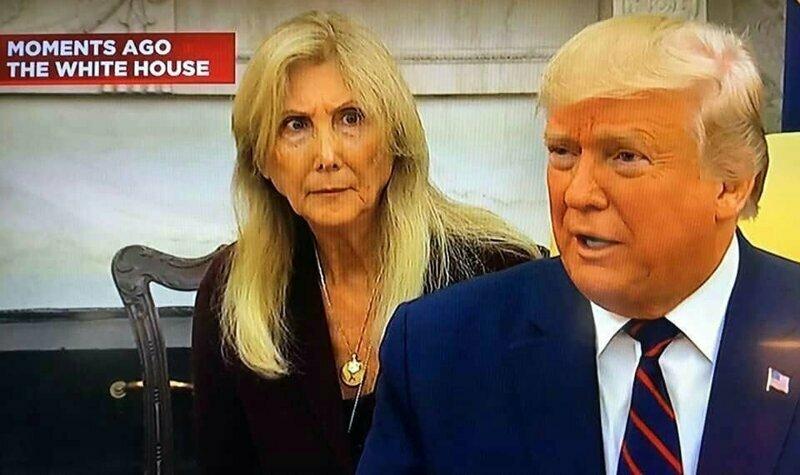 Женщина в шоке