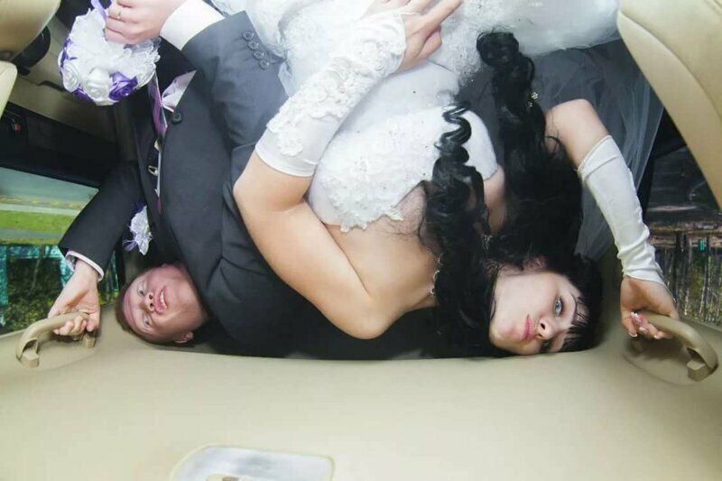Вирус вирусом, а женитьба по расписанию