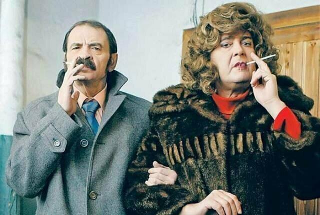 «Городок» — телевизионная юмористическая программа, выходившая с 1993 года с участием Юрия Стоянова и Ильи Олейникова. Всего было 284 выпуска