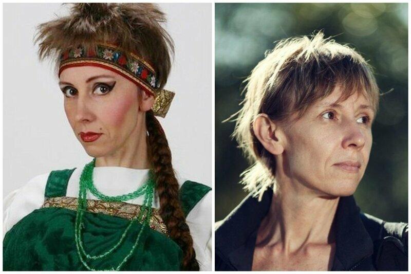 И единственная девушка шоу - Татьяна Иванова, замужем за Вадимом Набоковым, продолжила вою карьеру в театре