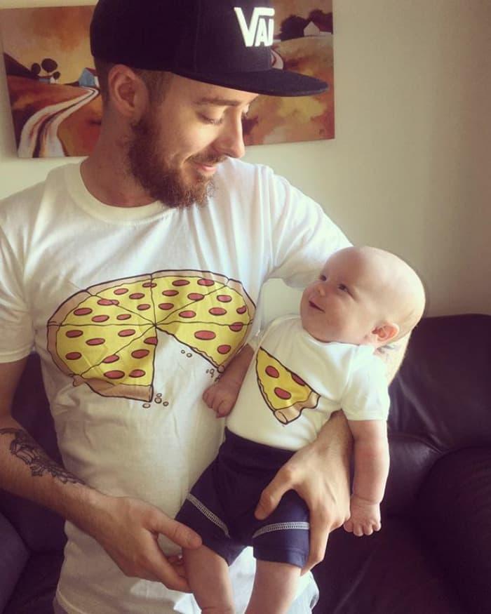 Папа-пицца