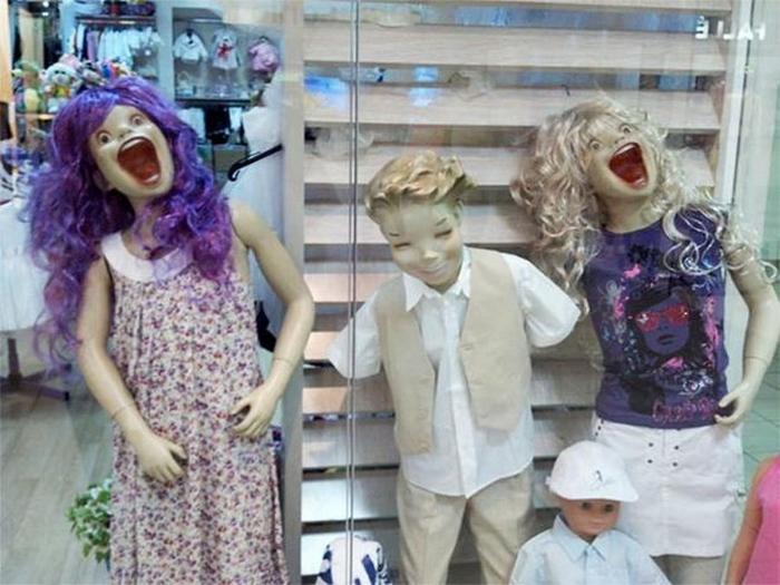 Как живут постоянные обитатели магазинов