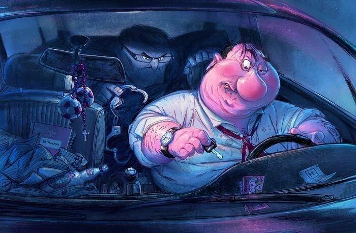 Каждый пьяный водитель - убийца