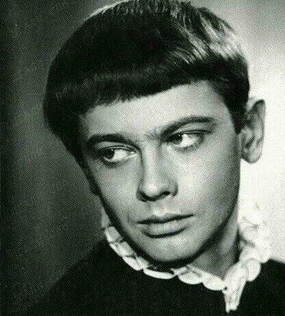Пробы Александра Демьяненко на роль Гамлета для фильма Григория Козинцева