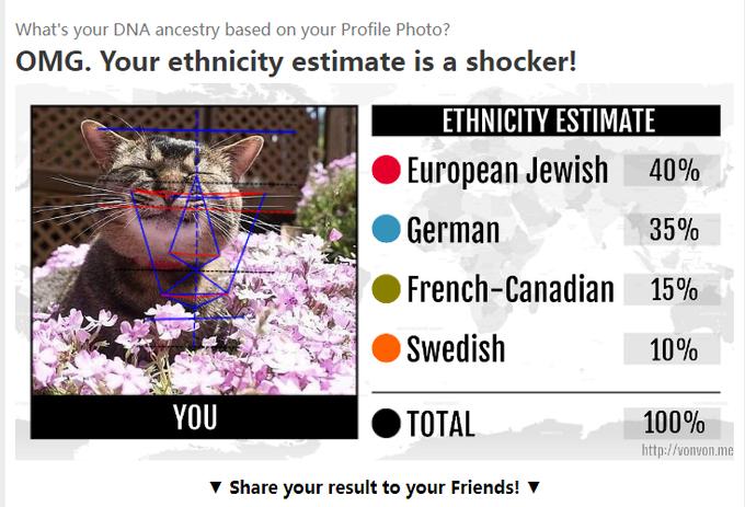 У животных тоже есть национальность