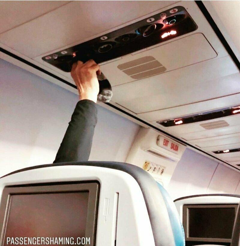 10 самих дрянных пассажиров