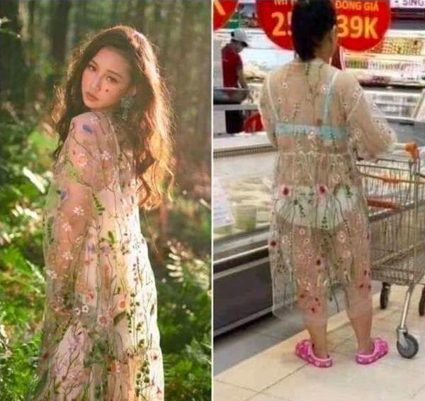 Платье-то симпатичное