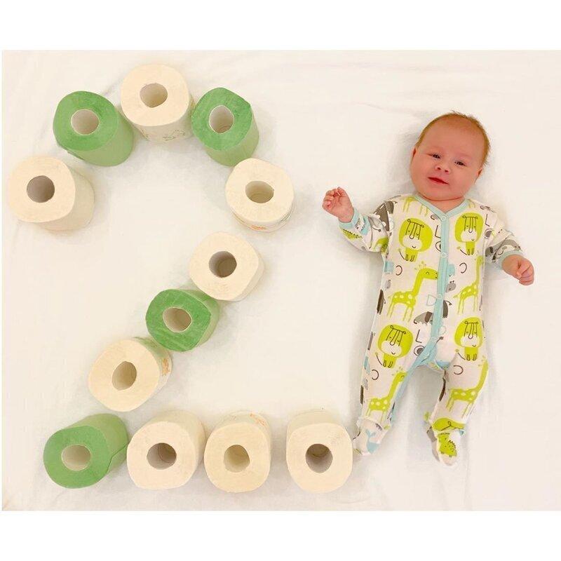 Мамочки с юмором относятся к фото малышей по месяцам (не хватает только гречки)